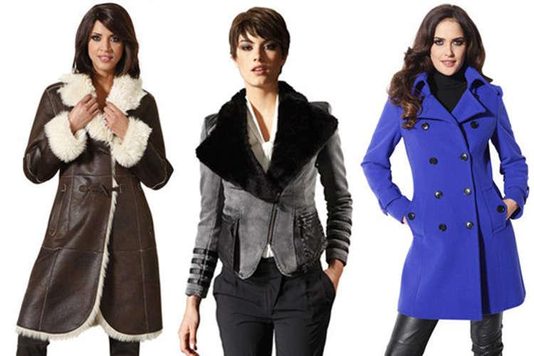 Женская Верхняя Одежда Купить Стильная