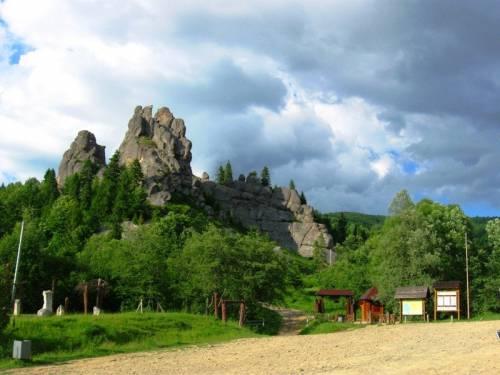 Национальный парк «Сколевские бескиды»