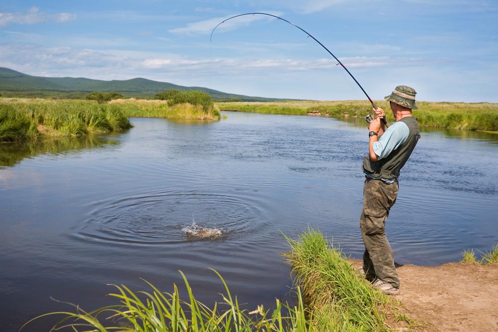 рыбалка в чурилково